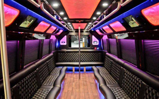 party bus philadelphia pa